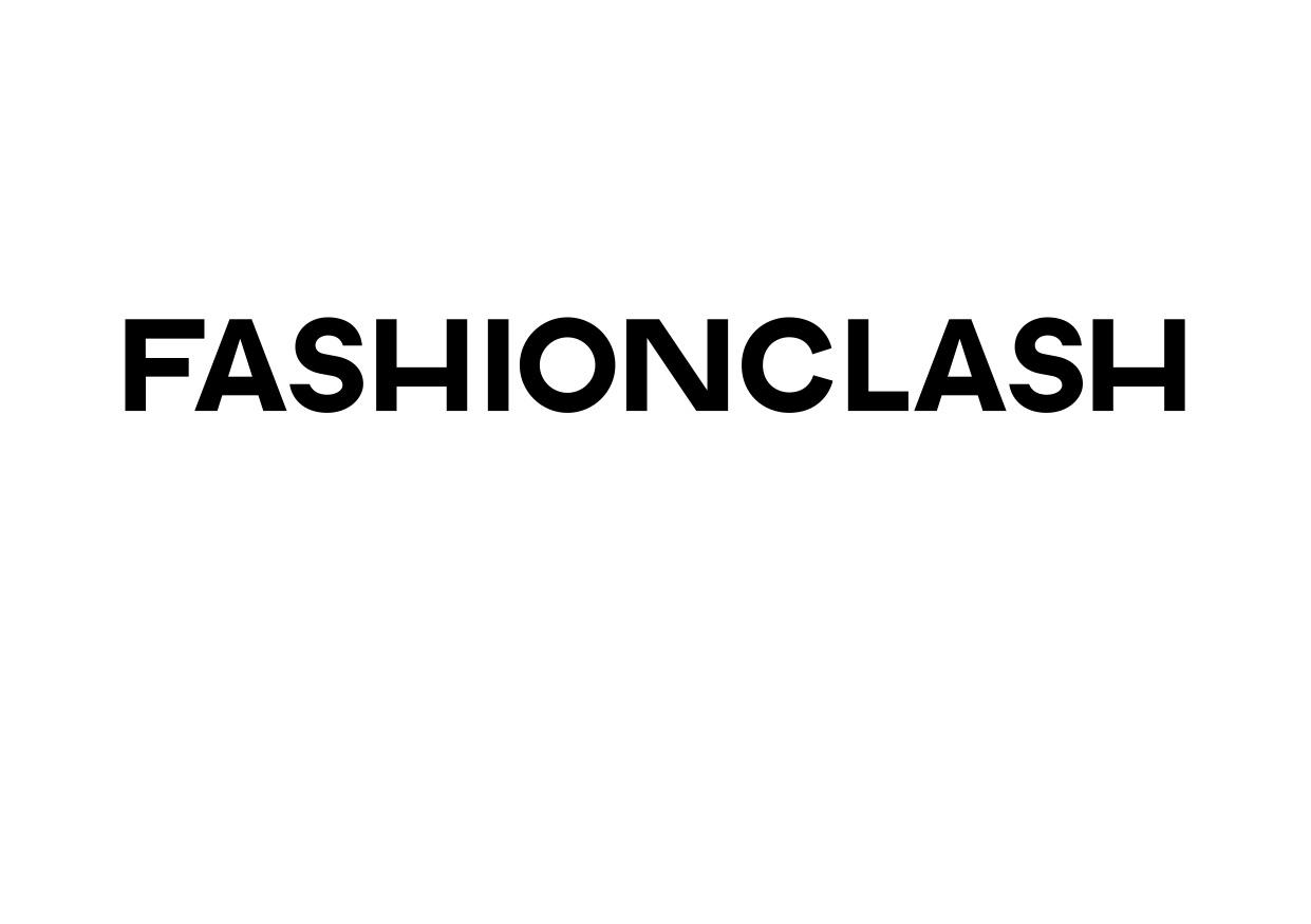 Organisations logo image for FASHIONCLASH