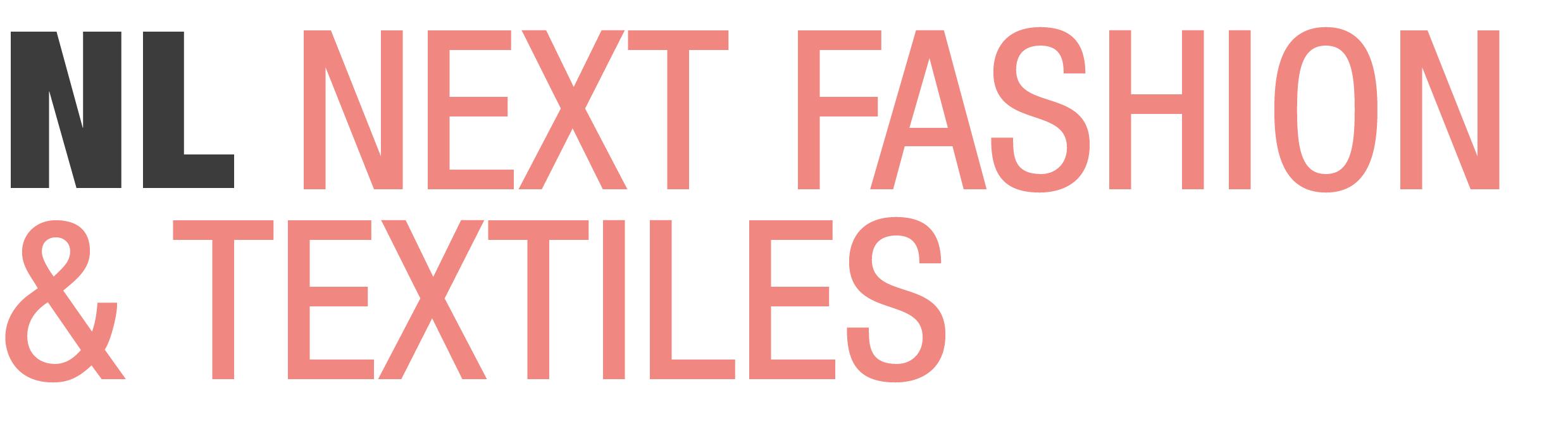 NL NextFashion and Textiles
