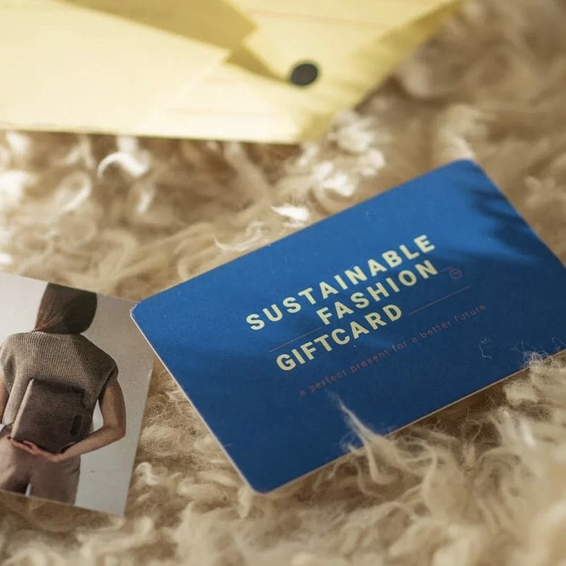 Organisations cover image for Sustainable Fashion Gift Card